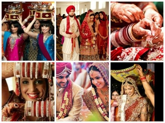 bridal events event management by Kaalia events